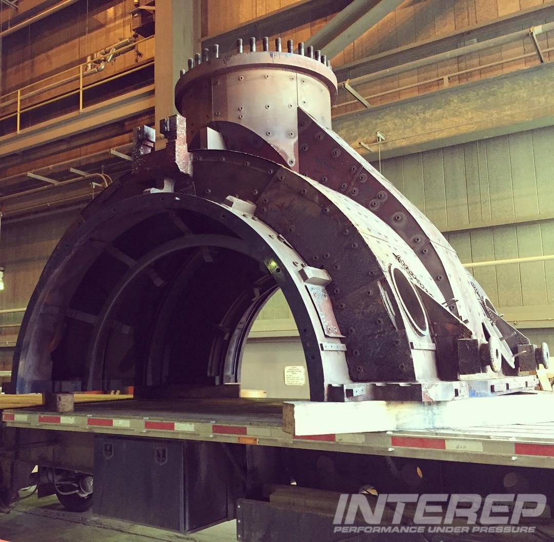 #steamturbine casing